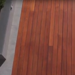 Rinnovare il decking