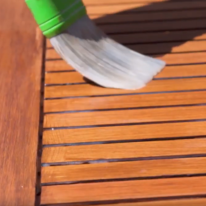 How to paint your garden furniture for maximum protection
