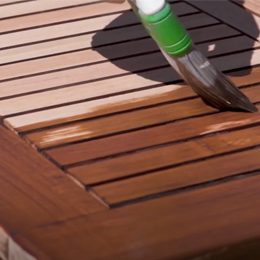 How to restore your garden furniture for maximum protection